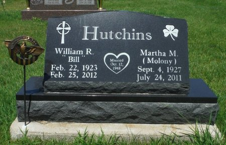 HUTCHINS, MARTHA M. - Jackson County, Iowa | MARTHA M. HUTCHINS