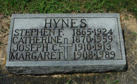 HYNES, CATHERINE - Jackson County, Iowa | CATHERINE HYNES