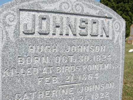 MILLS JOHNSON, CATHERINE - Jackson County, Iowa | CATHERINE MILLS JOHNSON