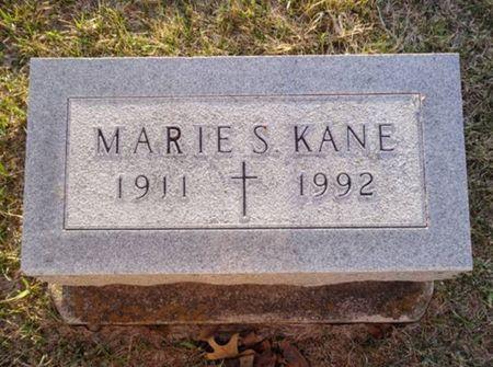 KANE, MARIE S. - Jackson County, Iowa | MARIE S. KANE