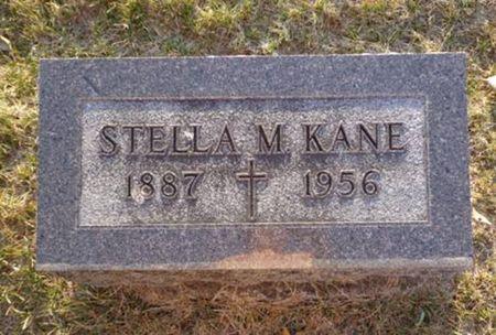 KANE, STELLA M. - Jackson County, Iowa | STELLA M. KANE
