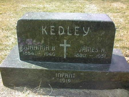 KEDLEY, JAMES A. - Jackson County, Iowa | JAMES A. KEDLEY