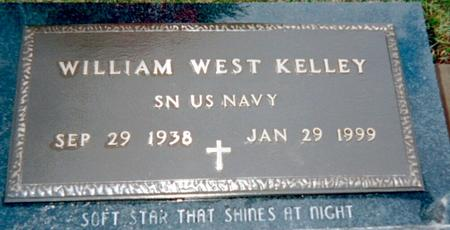 KELLEY, WILLIAM WEST - Jackson County, Iowa | WILLIAM WEST KELLEY