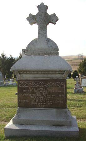 KELLY, JAMES - Jackson County, Iowa | JAMES KELLY