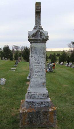 KENNEDY, MARY - Jackson County, Iowa   MARY KENNEDY