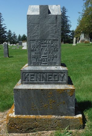 KENNEDY, MARY AGNES - Jackson County, Iowa | MARY AGNES KENNEDY