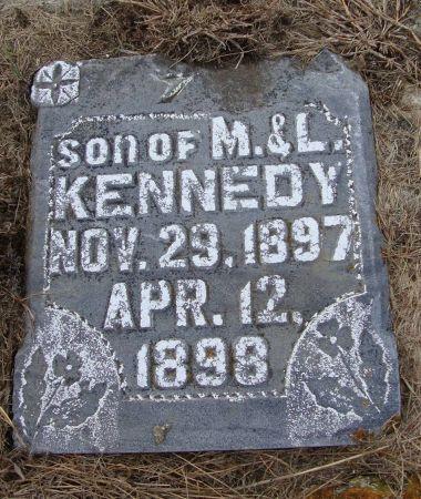 KENNEDY, UNKNOWN - Jackson County, Iowa | UNKNOWN KENNEDY