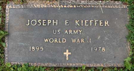 KIEFFER, JOSEPH E. - Jackson County, Iowa | JOSEPH E. KIEFFER