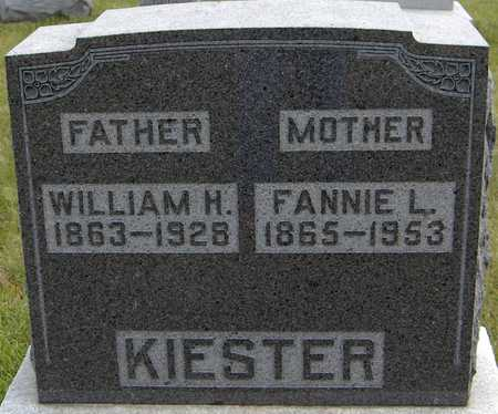 KIESTER, WILLIAM H. - Jackson County, Iowa | WILLIAM H. KIESTER