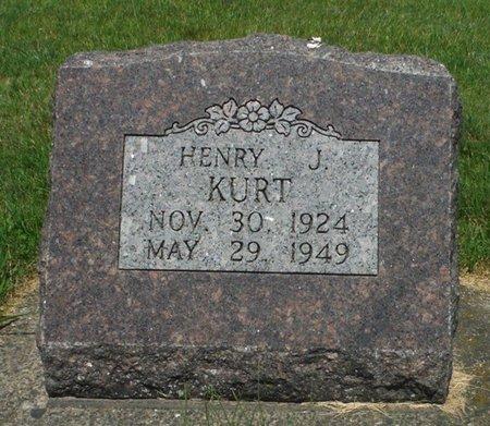 KURT, HENRY J. - Jackson County, Iowa | HENRY J. KURT
