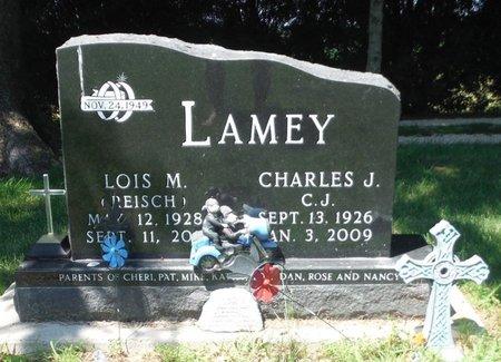 LAMEY, CHARLES J. - Jackson County, Iowa | CHARLES J. LAMEY