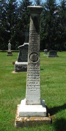 LEE, MARY A. - Jackson County, Iowa | MARY A. LEE
