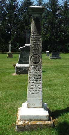 MCCOLLINS LEE, MARY A. - Jackson County, Iowa | MARY A. MCCOLLINS LEE