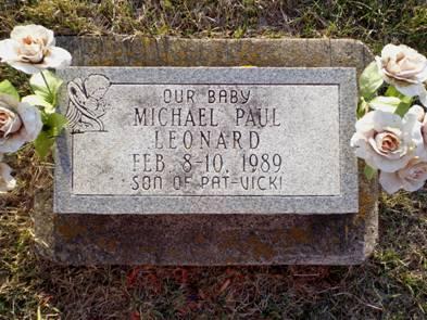 LEONARD, MICHAEL PAUL - Jackson County, Iowa | MICHAEL PAUL LEONARD