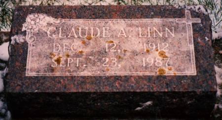 LINN, CLAUDE A. - Jackson County, Iowa | CLAUDE A. LINN