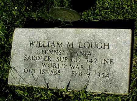 LOUGH, WILLIAM M. - Jackson County, Iowa | WILLIAM M. LOUGH