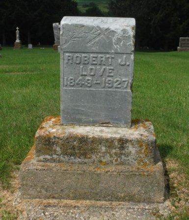 LOVE, ROBERT J. - Jackson County, Iowa | ROBERT J. LOVE