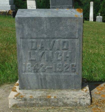 LYNCH, DAVID - Jackson County, Iowa | DAVID LYNCH