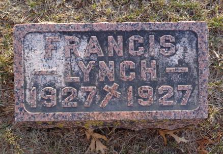 LYNCH, FRANCIS - Jackson County, Iowa | FRANCIS LYNCH