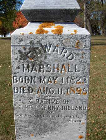 MARSHALL, EDWARD - Jackson County, Iowa | EDWARD MARSHALL