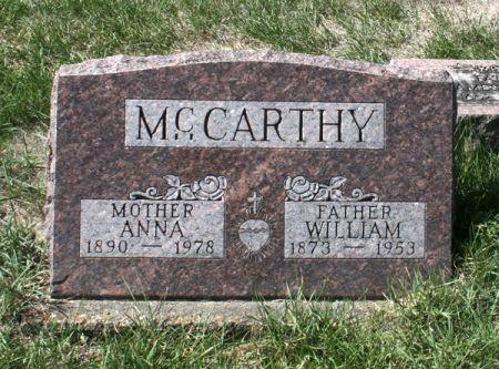 MCCARTHY, ANNA - Jackson County, Iowa | ANNA MCCARTHY