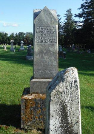 MCCARTHY, MARY A. - Jackson County, Iowa   MARY A. MCCARTHY