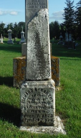 MCCARTHY, RICHARD - Jackson County, Iowa | RICHARD MCCARTHY