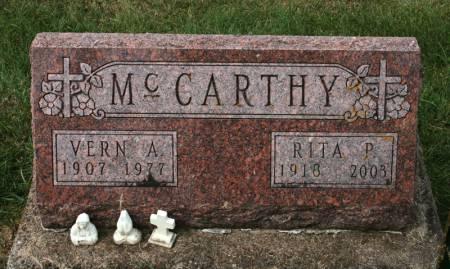 MCCARTHY, VERN - Jackson County, Iowa | VERN MCCARTHY
