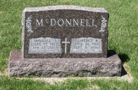MCDONNELL, AMBROSE J. - Jackson County, Iowa | AMBROSE J. MCDONNELL