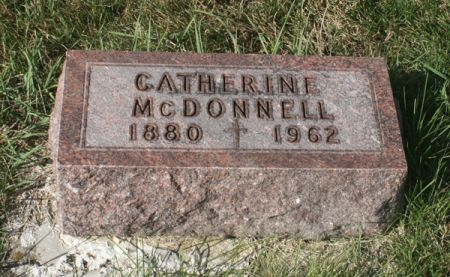 MCDONNELL, CATHERINE - Jackson County, Iowa | CATHERINE MCDONNELL