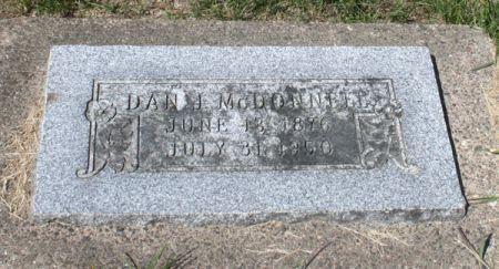 MCDONNELL, DAN J. - Jackson County, Iowa | DAN J. MCDONNELL