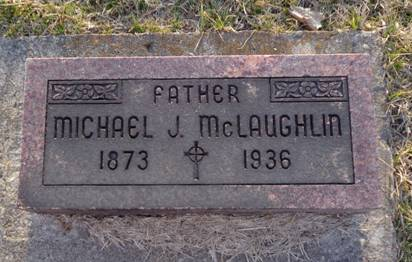 MCLAUGHLIN, MICHAEL J. - Jackson County, Iowa | MICHAEL J. MCLAUGHLIN
