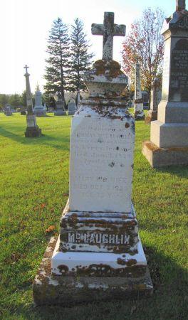 MCLAUGHLIN, THOMAS - Jackson County, Iowa   THOMAS MCLAUGHLIN