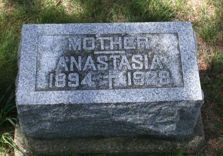 HENNEBERRY MCLEES, ANASTASIA - Jackson County, Iowa | ANASTASIA HENNEBERRY MCLEES