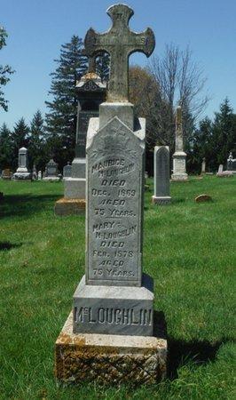 MCLOUGHLIN, MARY - Jackson County, Iowa | MARY MCLOUGHLIN