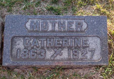 MCMAHON, CATHERINE - Jackson County, Iowa | CATHERINE MCMAHON