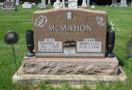 MCMAHON, DANIEL J.