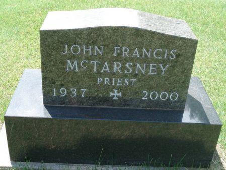 MCTARSNEY, JOHN FRANCIS - Jackson County, Iowa   JOHN FRANCIS MCTARSNEY