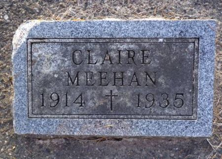 MEEHAN, CLAIRE - Jackson County, Iowa | CLAIRE MEEHAN