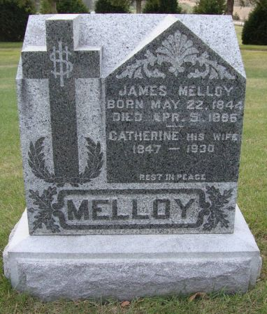 MELLOY, CATHERINE - Jackson County, Iowa | CATHERINE MELLOY