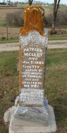 MELLOY, PATRICK - Jackson County, Iowa | PATRICK MELLOY