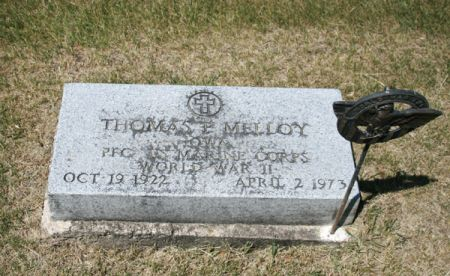 MELLOY, THOMAS F. - Jackson County, Iowa | THOMAS F. MELLOY