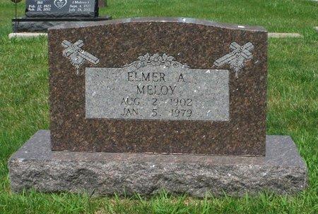 MELOY, ELMER A. - Jackson County, Iowa | ELMER A. MELOY