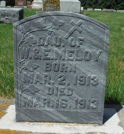 MELOY, MILDRED - Jackson County, Iowa | MILDRED MELOY