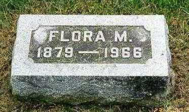 MENNEKE, FLORA MAY - Jackson County, Iowa | FLORA MAY MENNEKE
