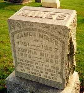 MILES, JAMES - Jackson County, Iowa | JAMES MILES