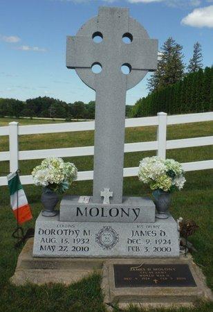 COLLINS MOLONY, DOROTHY M. - Jackson County, Iowa | DOROTHY M. COLLINS MOLONY
