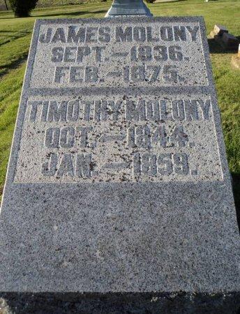 MOLONY, JAMES - Jackson County, Iowa | JAMES MOLONY