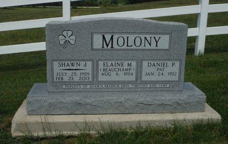 MOLONY, SHAWN J. - Jackson County, Iowa | SHAWN J. MOLONY