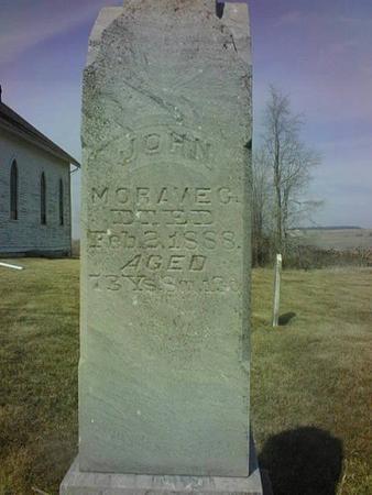 MORAVEC, JOHN - Jackson County, Iowa | JOHN MORAVEC